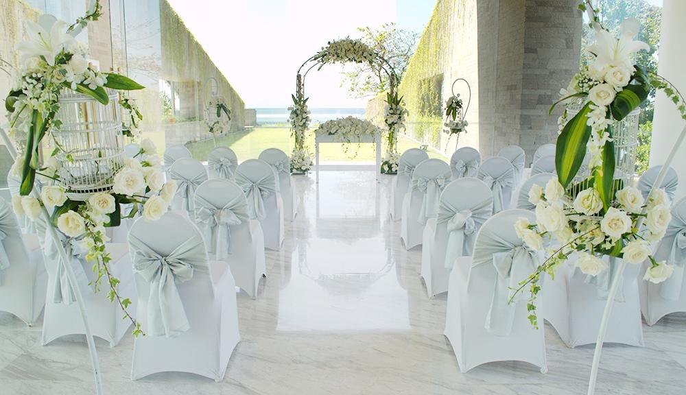 Modern Wedding In Door